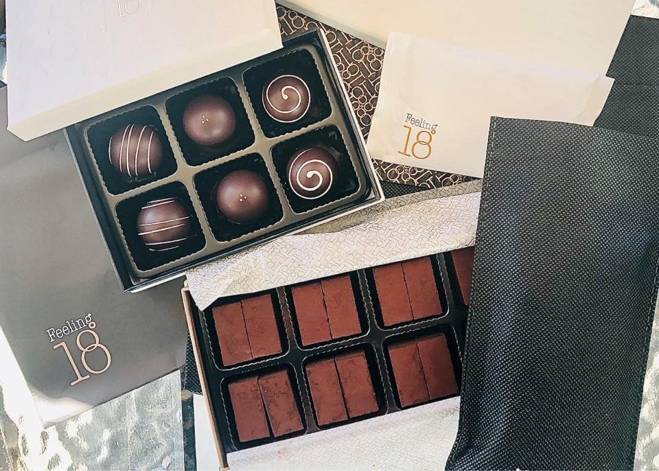 18度C 巧克力  清海化學  保冷劑  保鮮  埔里景點