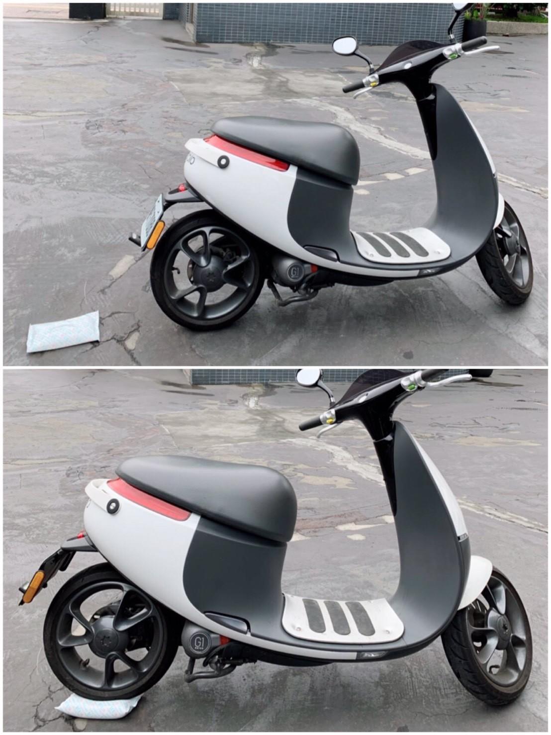 軟式保冷劑壓力測試-gogoro機車