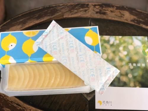 台中的隱藏版甜點-花鳥川生乳檸檬千層,讓整個夏天清爽綻放