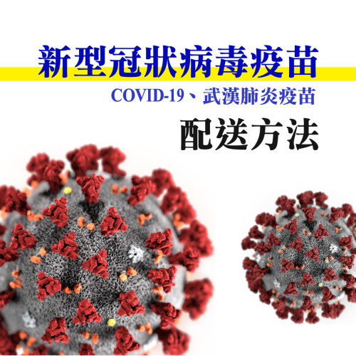 新型冠狀病毒疫苗(COVID-19武漢肺炎疫苗)之配送秘訣